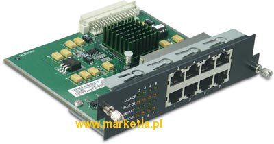 8-port 10/100Mbps Module for TEG-S3000i