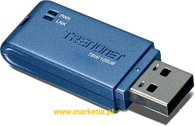 Kompaktowy Adapter USB Bluetooth