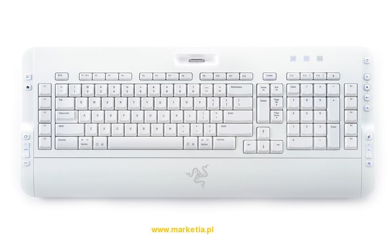 Klawiatura RAZER Pro|Type Ultraflat Multimedia Keyboard - US